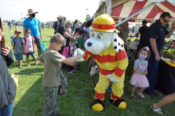 WSMR firefighters want you to 'Learn the Sounds of Fire Safety' during Fire Prevention Week