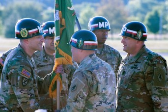 MPs celebrate 80th anniversary during Regimental Week