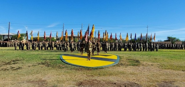 1st Cavalry Division Centennial Celebration