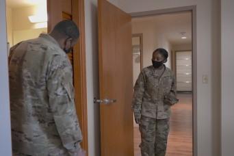 USAG Daegu showcases new Army housing, improving quality of life in South Korea
