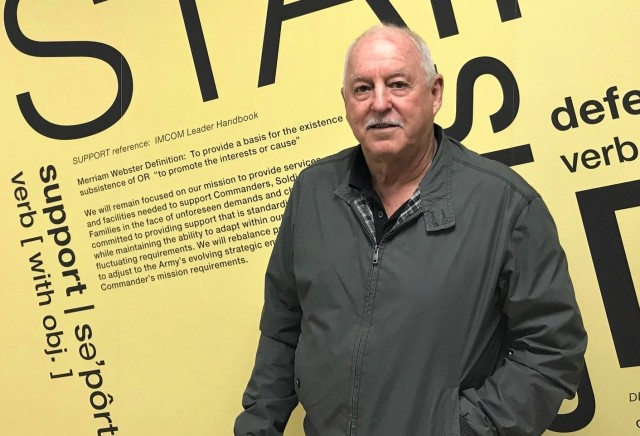 Adrian Maade will retire in November 2021 after 14 years as a quality assurance/quality control appliance inspector with IMCOM-Europe. Maade and his wife of 39 years plan to kick off retirement with a multi-country motorbike tour.
