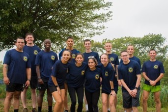 Inaugural General Cavazos Internship group reflects on their past year
