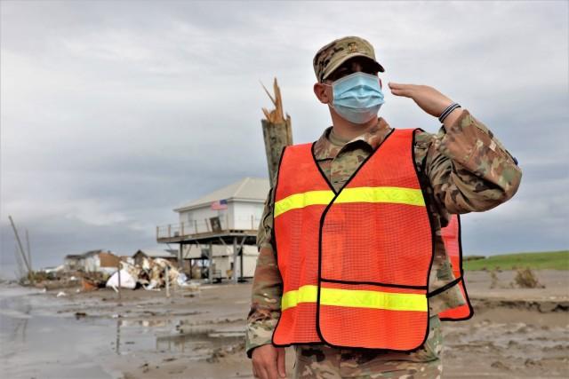 National Guard neighbors help Louisiana rebuild after Ida
