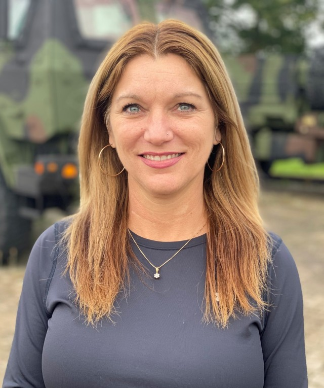 Former Airman says working at Dülmen APS-2 site her way to keep serving her country