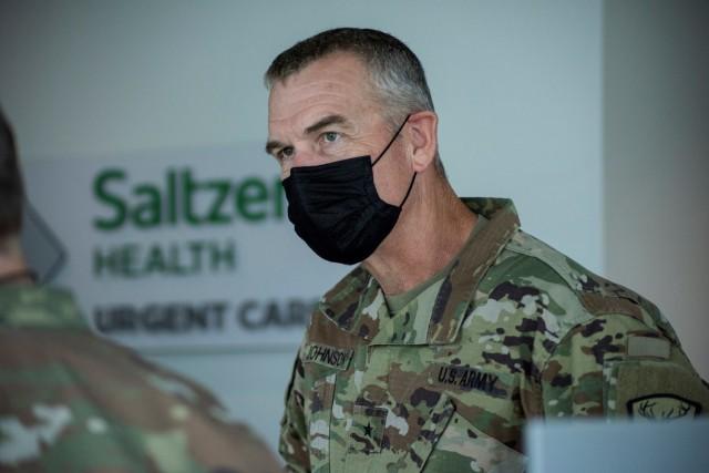 COVID response prompts 1st Idaho Guard dual-status commander