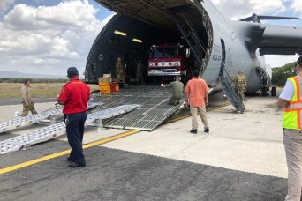 Wisconsin National Guard builds partnership with Nicaragua