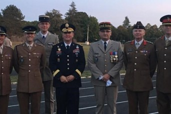 US Army's 2nd TSB strengthens partnerships while attending annual Saint Gabriel celebrations