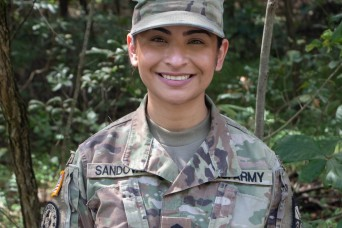 Determination and grit pushed Cadet to challenge boundaries of culture and gender