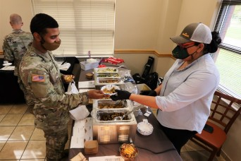 Army meals undergo 'million dollar overhaul' to offer more healthy, dietary-specific choices
