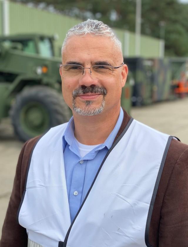 Zutendaal APS-2 maintenance director amazed by host nation workforce knowledge, capabilities