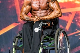 Red River Army Depot team member takes on Mr. Olympia competition
