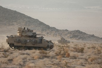 Soldiers overcome all hazards during combat rotation at National Training Center