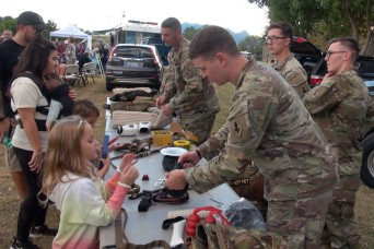 Fort Report: Community marks National Night Out