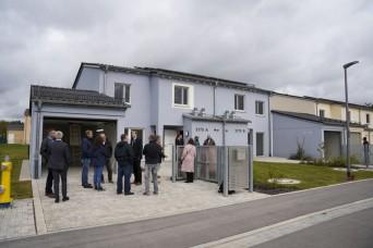 USAG Bavaria unveils 15 new homes
