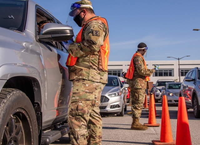 Georgia National Guard continues to serve the state and nation