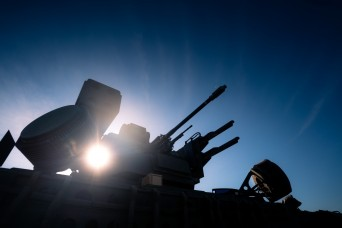 On target: 5th Battalion, 4th Air Defense Artillery Regiment becomes first unit to live-fire the Army's new M-SHORAD system in Europe