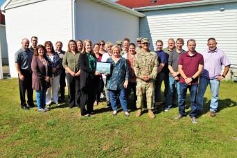 Photo Essay: Fort McCoy Garrison Resource Management Office recognized