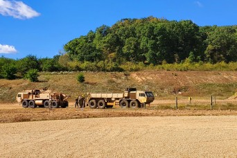 Photo Essay: Fort McCoy RTS-Maintenance holds Wheeled Vehicle Recovery Operations Course