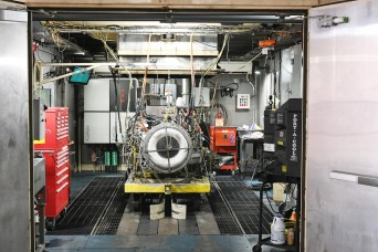 Dynamometer testing essential to M1 turbine engines