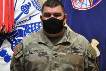 Army  Satellite  Soldier promotes into United States Space Force