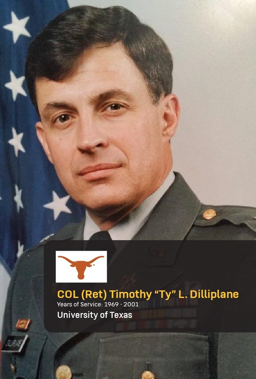 Col. (Ret.) T. L. Dilliplane