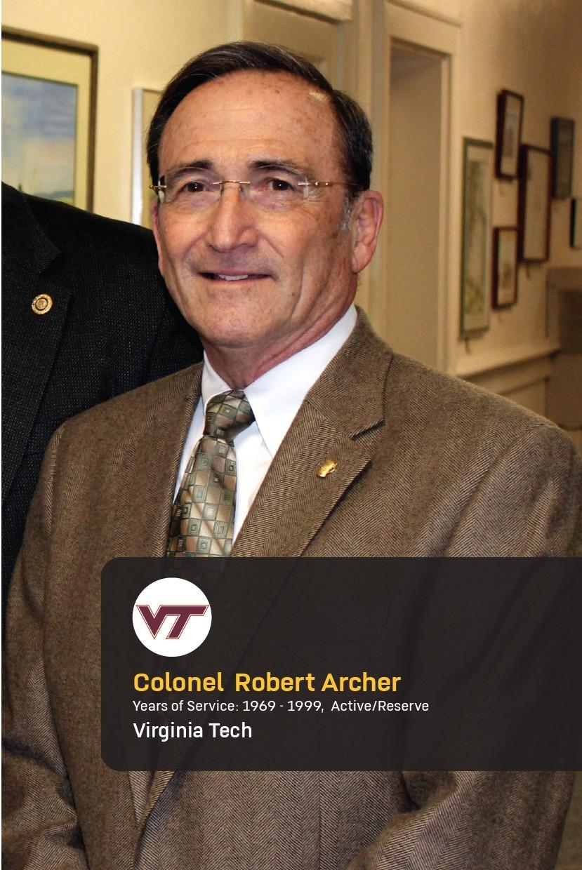 Col. (Ret.) Robert Archer