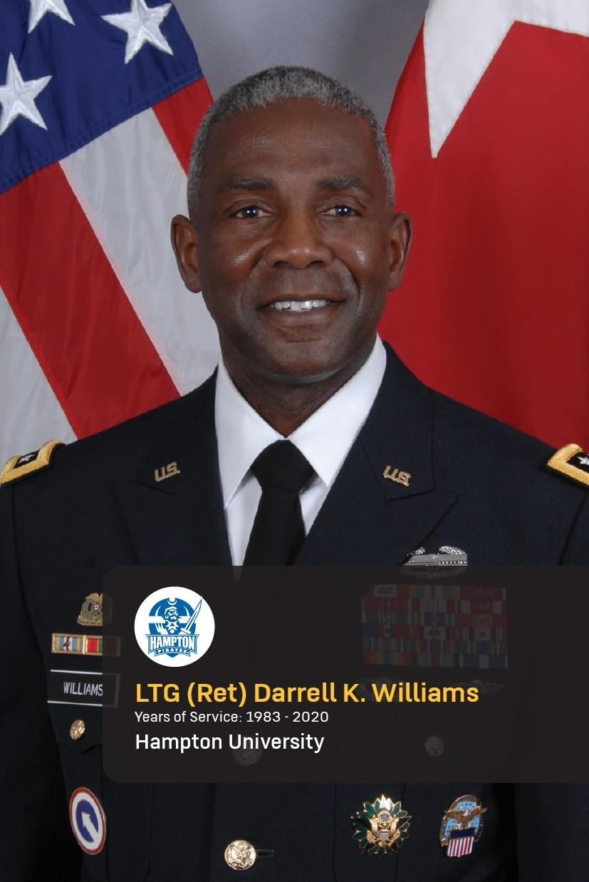 Lt. Gen. (Ret.) Darrell Williams