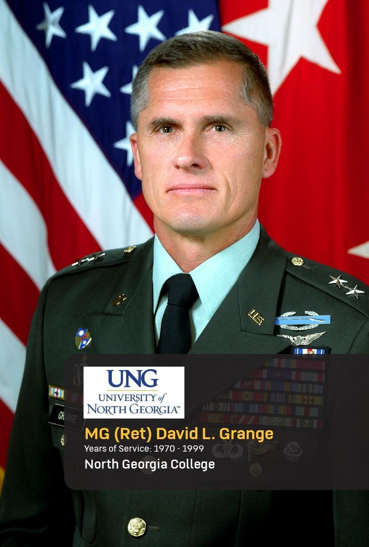 Brig. Gen. (Ret.) David Grange