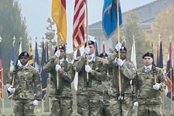 522nd Military Intelligence Battalion bids farewell to Wiesbaden