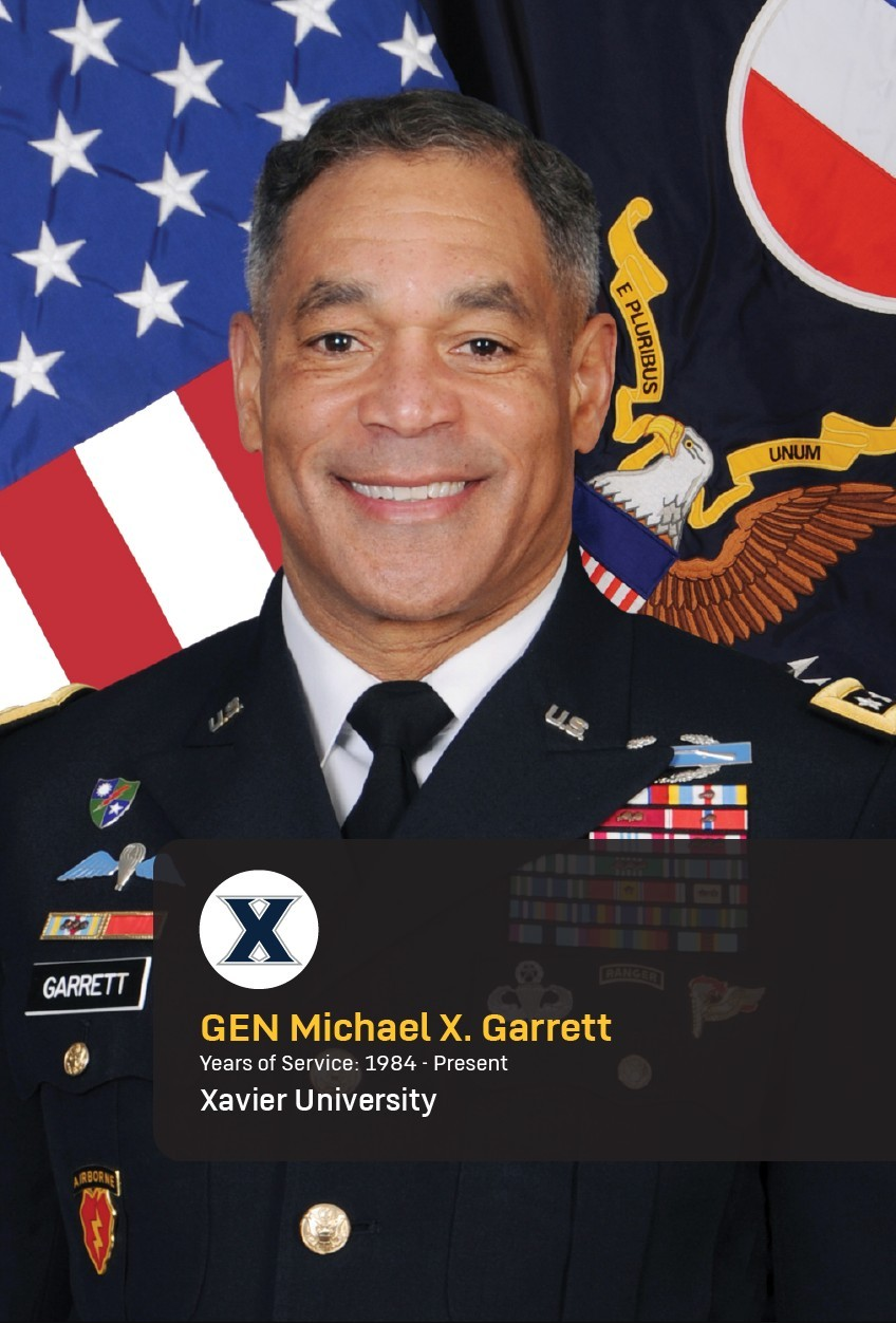 Gen. Michael X. Garrett
