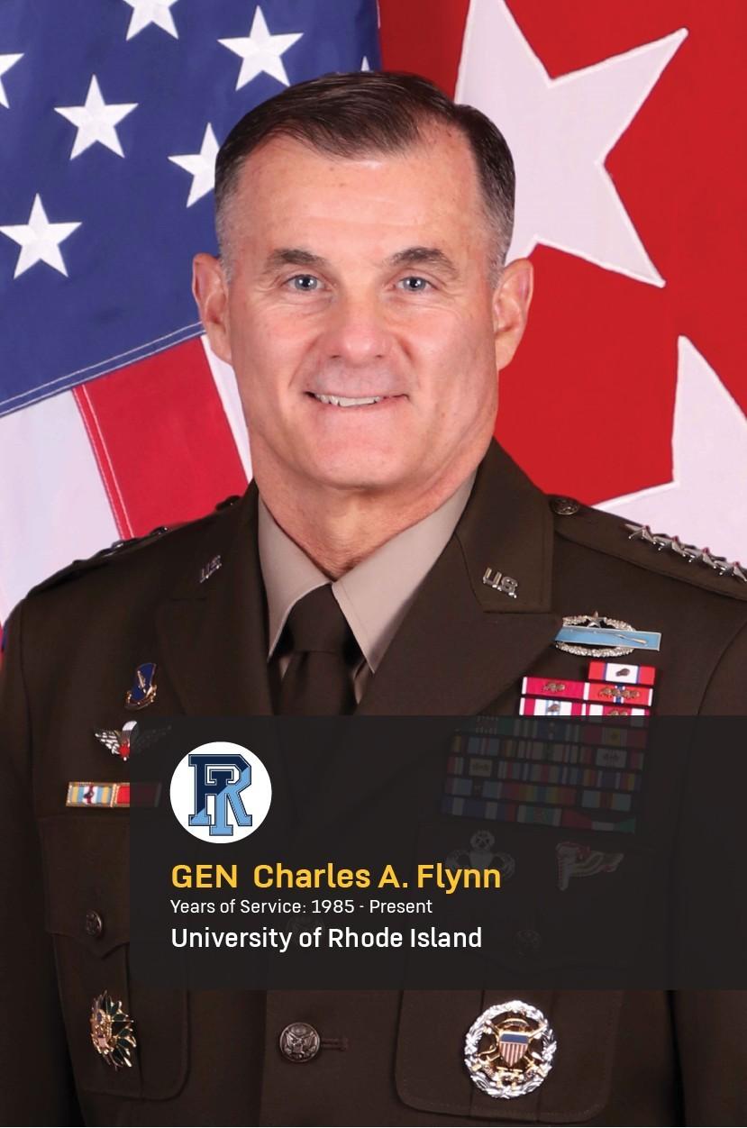 Gen. Charles A. Flynn