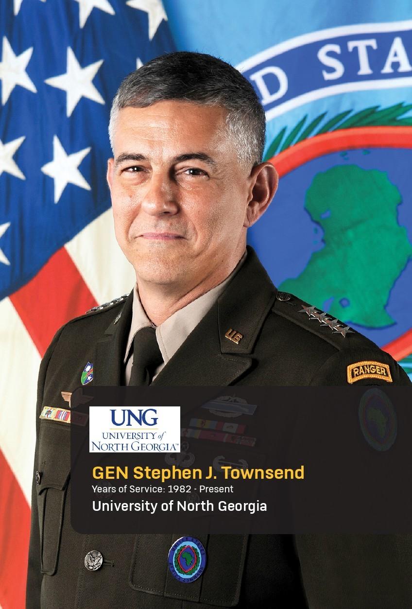 Gen. Stephen J. Townsend