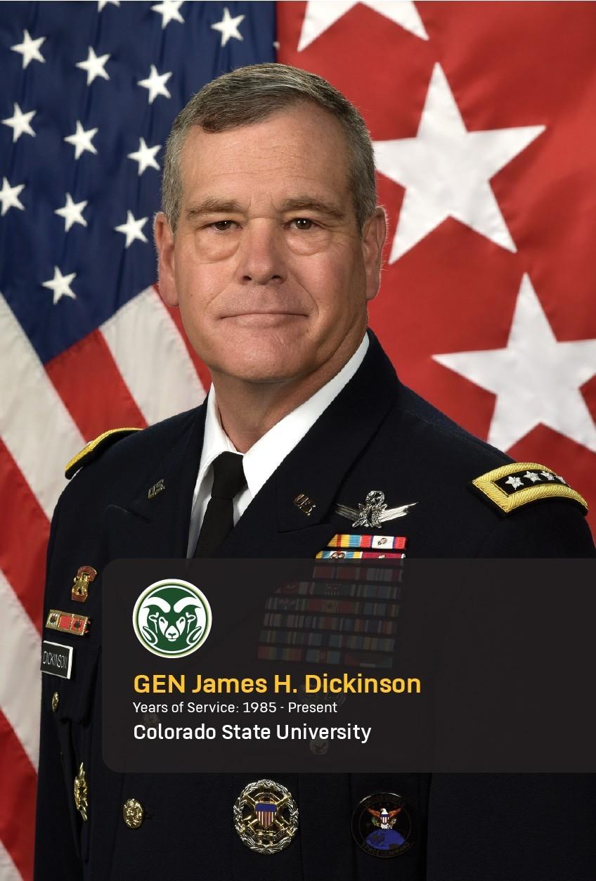 Gen. James H. Dickinson