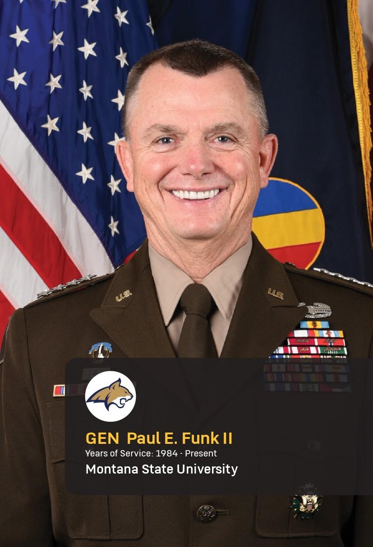 Gen. Paul E. Funk II