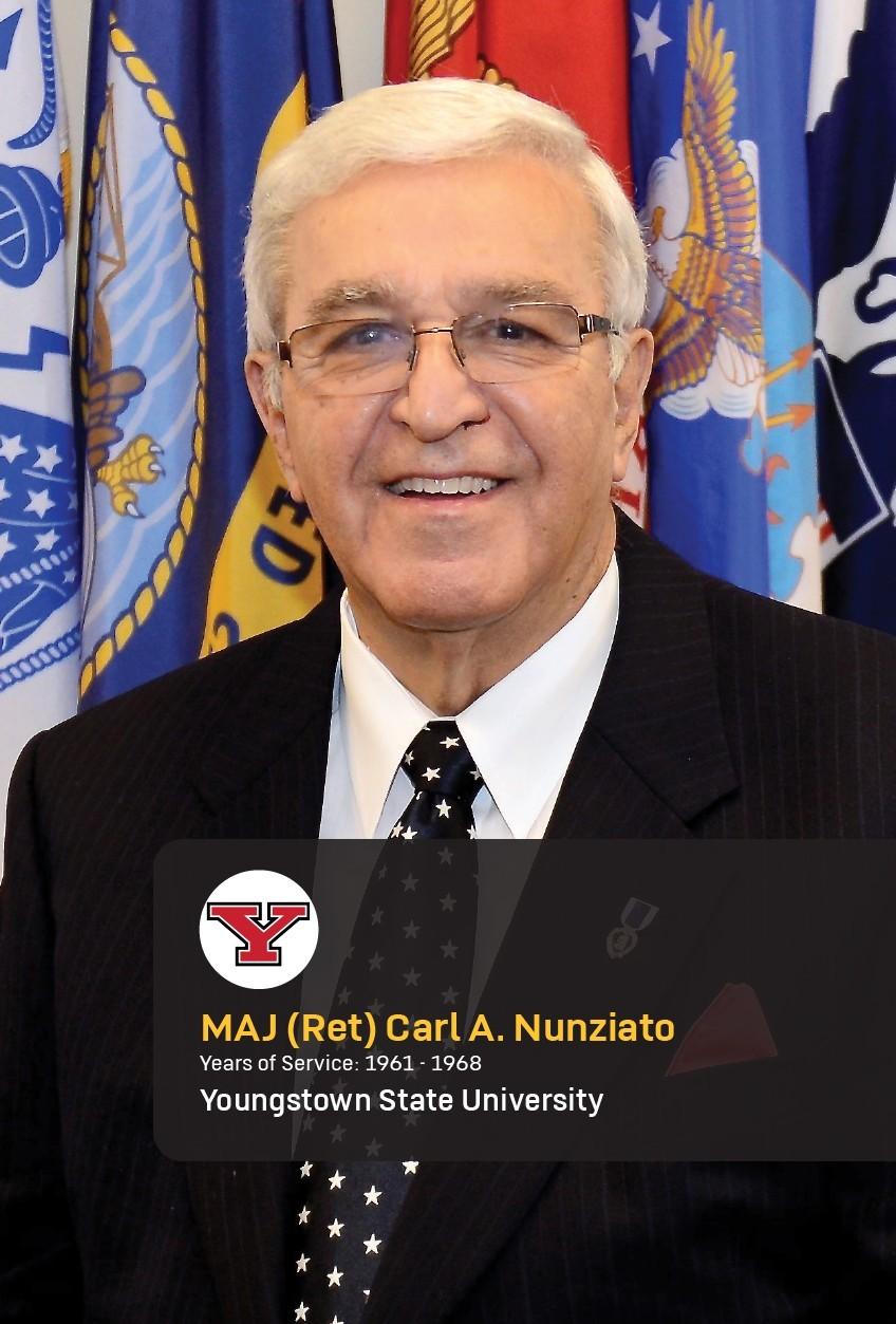 Maj. (Ret.) Carl Nunziato