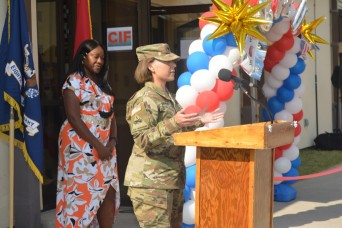 Army Field Support Battalion-Korea opens massive, state-of-the art warehouse complex and central issue facility