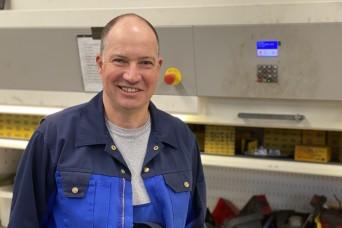 BASOPS maintenance specialist says keeping Baumholder fire trucks operational is job one