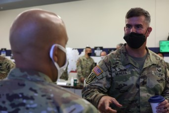 20th CBRNE Command Unit Ministry Teams meet on Aberdeen Proving Ground