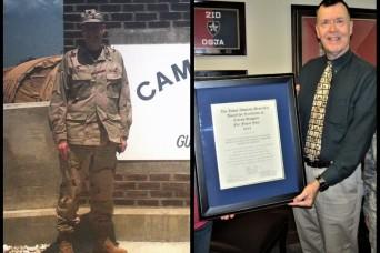 Veteran profile: Career attorney, Navy veteran continues service as Army civilian