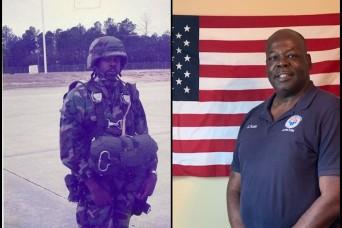 Veteran profile: 'Adapt, overcome, get the job done' mindset drives success